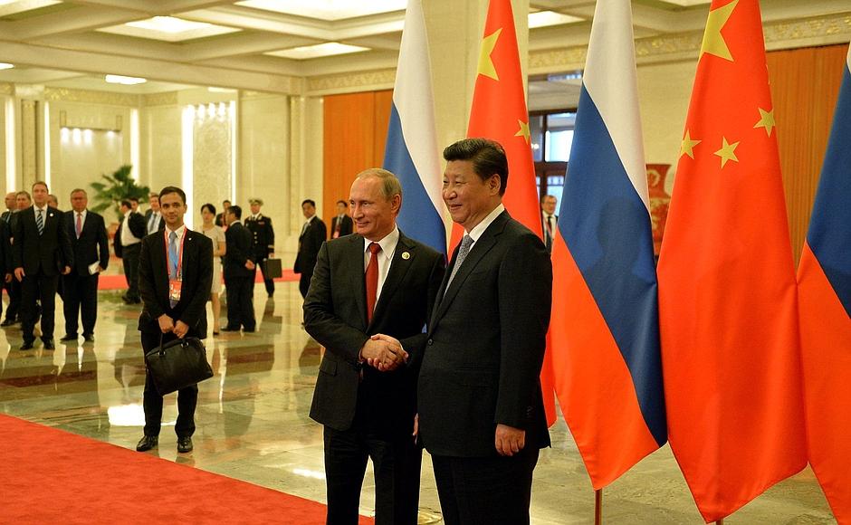 Для РФ открываются новые перспективы в сотрудничестве с Китаем