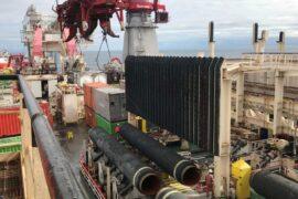 Возобновилось строительство «Северного потока — 2»