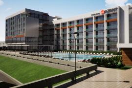 «Ростелеком» в Дагестане предоставил услуги гостиничному комплексу «AZIMUT Отель Каспийск»