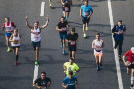 Официальным партнером Московского марафона и Московского полумарафона становится Спортмастер PRO