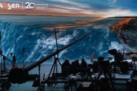 Absen создает крупнейшую в Азии виртуальную студию 8K Ultra HD