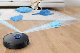 Dreame Technology намеревается поставлять средства для уборки «умных» домов
