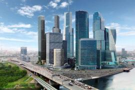 Департамент городского имущества Москвы купил «платиновые» апартаменты в «Москва-Сити»