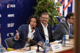 В Краснодаре прошла большая пресс-конференция, посвященная V всероссийскому полумарафону ЗаБег.РФ