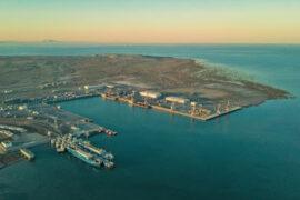 Порт Баку начинает строительство стратегического терминала для перевалки удобрений в Аляте