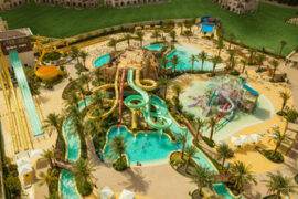 Аквапарк Saraya Aqaba в Иордании откроет свои двери уже 3 июля