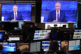 Прямая линия 2021: Путин указал на положительный эффект от льготной ипотеки