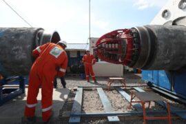 Оператор «Северного потока–2» отчитался по завершению строительства первой нитки газомагистрали