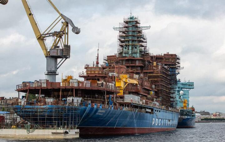 Суперледокол для Севморпути построит турецкая верфь Sefine Shipyard