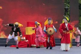 Хуаньцзян-Маонаньский автономный уезд планирует создание города международного туризма