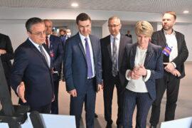Жителей Калужской области поздравили с открытием нового современного Дворца спорта