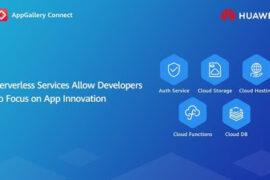 HUAWEI AppGallery Connect представляет сервисы для внесерверной обработки данных
