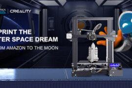 Creality принимает участие в пресс-конференции по проекту Space Robotics Project