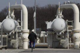 Стоимость российского газа в ЕС продолжает бить исторические рекорды