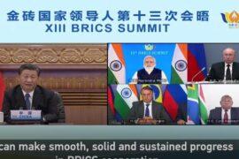 CGTN:Китай возглавляет сотрудничество в области вакцинации на 15-й год существования БРИКС