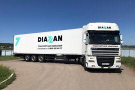 Diazan: как идея трех студентов-спортсменов реализовалась в крупную транспортную компанию