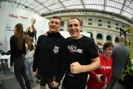 В Гостином Дворе прошли мастер-классы по ММА от титулованных бойцов