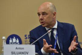 Силуанов: профицит консолидированных бюджетов регионов вырос до 1 трлн рублей
