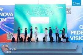 Green Vision, Blue Future: Midea представляет новую разработку в сфере умных домов